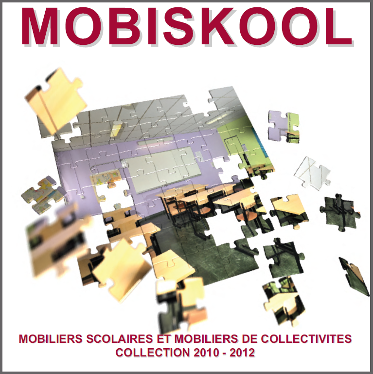 Catalogue de mobilier scolaire MobisKool